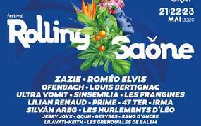 Festival Rolling Saone 2020