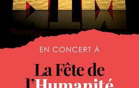 Concert Fête de l'Huma 2018 : Pass duo 3j