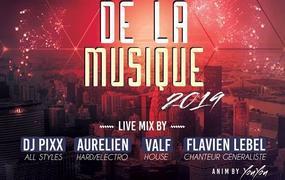 Concert Fete de la musique - Devant le Moulin de Pierre