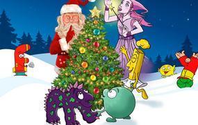 Spectacle Fetons Noel Avec Les Alphas