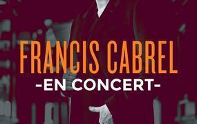 Concert Francis Cabrel