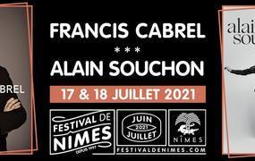 Concert Francis Cabrel et Alain Souchon - Report