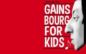 Spectacle Gainsbourg for kids ! Dans le cadre de Ratatam !