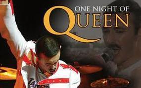 Concert One Night Of Queen