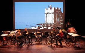 BD concert : Histoires de la Normandie illustrées