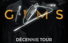 Concert GIMS - Décennie Tour - report