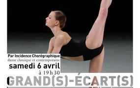 Spectacle Grand(s) - Ecart(s)