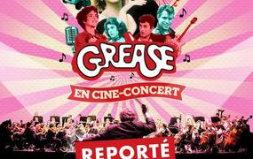 Grease en ciné concert - report