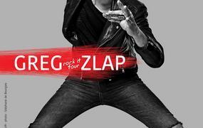 Concert Greg Zlap - report