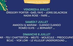 Concert Amadou & Mariam / Roméo Elvis