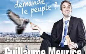 Spectacle Guillaume Meurice
