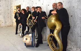 Concert Haïdouti au festival M'inprovise, Etampes (91)