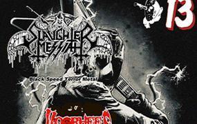 Concert Heavy Metal Ritual Xiii