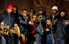 Concert Hypnotic Brass Ensemble