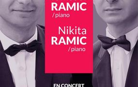 Concert Ienissei et Nikita Ramic à la Salle Molière