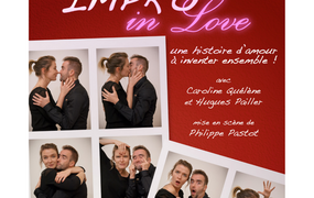 Spectacle Impro in Love !
