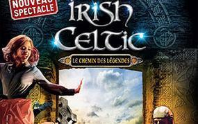Spectacle Irish Celtic - report date de mars