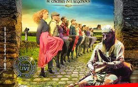 Spectacle Irish Celtic - Le Chemin des Légendes