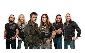 Concert Iron Maiden : Bus Chalon + Pelouse