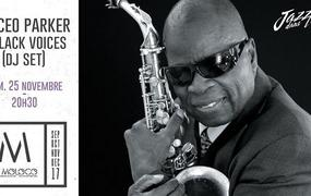 Concert Jazz dans l'Air(e) : Maceo Parker + Black Voices au Moloco