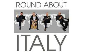 Concert JazzClub AT Sortie13 - Round About Italy