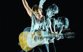 Concert Jean-Louis Aubert - Report