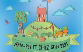 Spectacle Jean-Petit chez son Papi