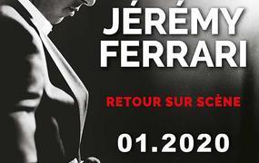 Spectacle Jeremy Ferrari