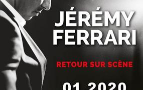 Spectacle Jeremy Ferrari - report
