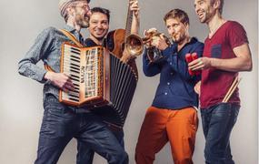 Concert Jeudi du Kiosque - Pour être heureux - Alkabaya