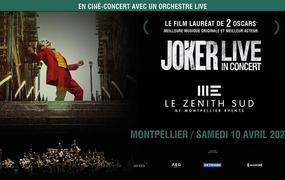 Spectacle Joker - Ciné-concert