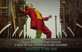 Spectacle Joker En ciné concert - Report