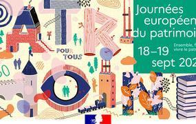 Journées du patrimoine Aurillac 2021