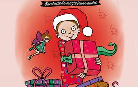 Spectacle Joyeux Noël Lili chipie par la Cie Fabulouse