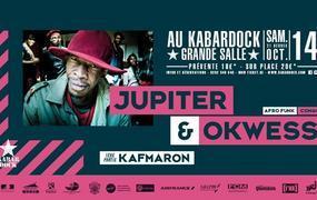 Concert Jupiter & Okwess | 1ère partie : Kafmaron