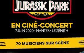 Spectacle Jurassic Park en Ciné Concert - report