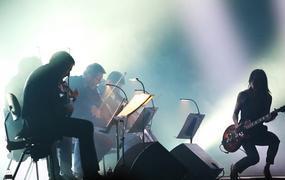 Concert Keren Ann & Le Quatuor Debussy