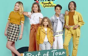 Spectacle Kids United Nouvelle Génération - report