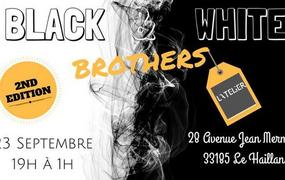 Concert L'Atelier recoit les Black & White Brothers - 2nd Edition