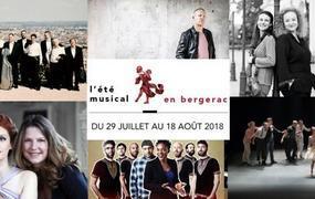 L'Été Musical en Bergerac