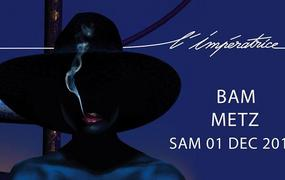 Concert L'Impératrice x La BAM
