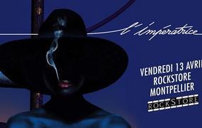 Concert L'Impératrice + Pépite - Rockstore, Montpellier