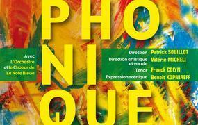 Concert La chanson française en symphonique