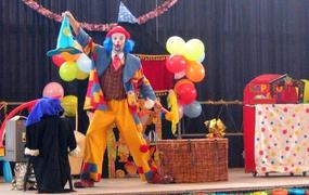Spectacle La Folle Aventure Du Clown Barbiche