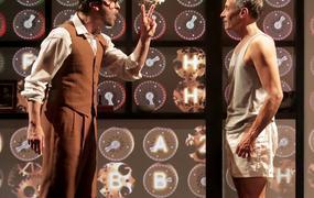 Spectacle La Machine de Turing de Benoit Solès