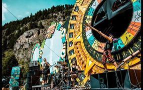Concert La P'tite Fumée + Djamanawak (Tribal Trance World