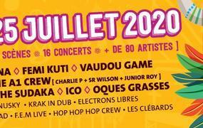 Concert La Pegatina / Vaudou Game