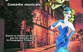 Spectacle La Romance De Paris