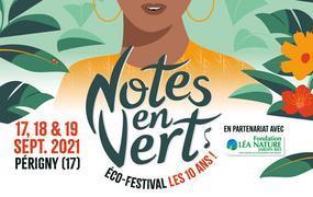 Concert Notes en Vert Pass 1 jours