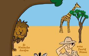 Spectacle La saga de la savane
